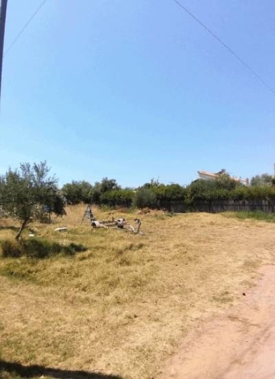 Great piece of land one minute walk on foot to Stoupa beach
