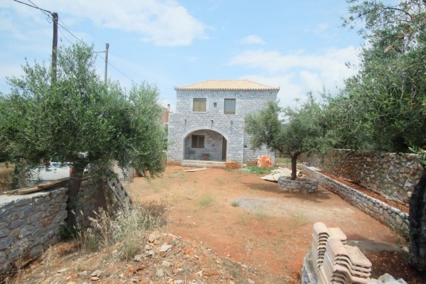 Large 2-bedroom detached house Agios Nikolaos, €180,000