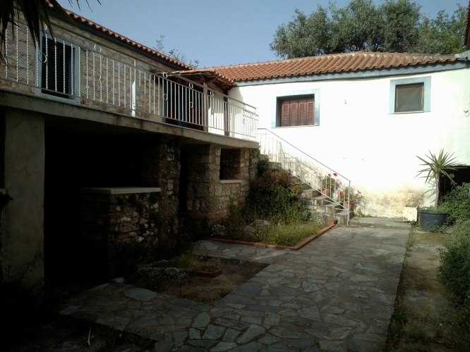 Detached house in Neohori - 110.000 euro