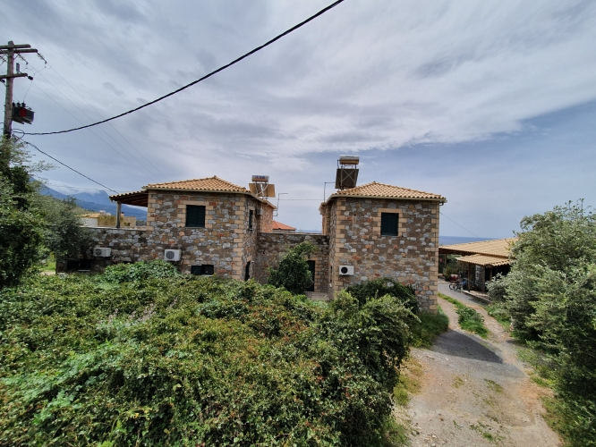 4 Houses in Frigano - each €220,000