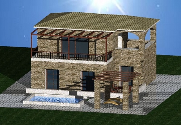 NEW BUILDS IN STOUPA